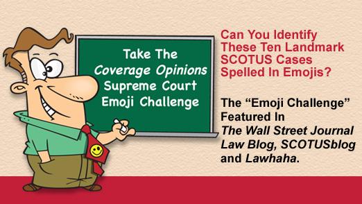 Take The Supreme Court Emoji Challenge